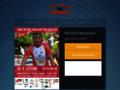 Náhled webu Cykloklub Morava - Leština
