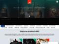 Náhled webu Asociace muzeí a galerií České republiky