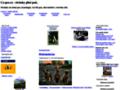 Náhled webu Tapety s motivy psů