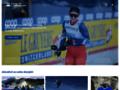 Náhled webu Svaz lyžařů ČR