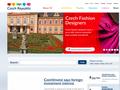 Náhled webu Česká republika