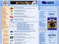 Náhled webu Česká bowlingová asociace