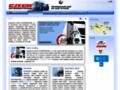 Náhled webu CZECH International a.s.