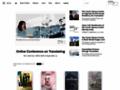 Náhled webu Portál české literatury