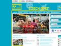 Náhled webu Czech Open