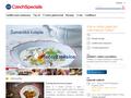 Náhled webu Czech Specials