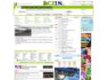 Náhled webu Czin.eu