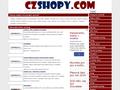 Náhled webu Czshopy.com