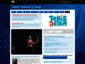 Náhled webu Český tenisový svaz