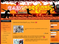 Náhled webu Taneční studio Dancers4You