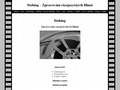 Náhled webu Dabing