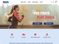 Náhled webu Dacom Pharma