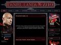 Náhled webu Landa, Daniel