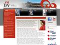 Náhled webu Societa' Dante Alighieri
