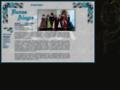 Náhled webu Danza Alegre