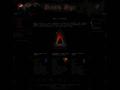 Náhled webu Dark Age