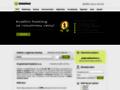 Náhled webu Datahost, s. r. o.