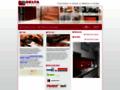Náhled webu Delta Interier