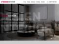 Náhled webu Design interior