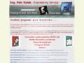Náhled webu DesignCAD