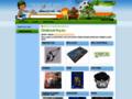 Náhled webu Deskové hry