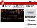 Náhled webu DHC Slavia Praha