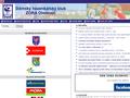 Náhled webu DHK Zora Olomouc - ženy