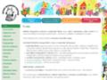 Náhled webu Dětské integrační centrum Praha4