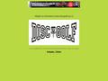 Náhled webu North Bohemia DiscGolf Club