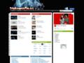 Náhled webu Diskografie