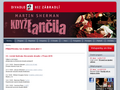 Náhled webu Divadlo Bez zábradlí