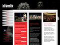 Náhled webu Divadlo Cheb