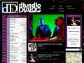 Náhled webu Divadlo Dialog v Plzni