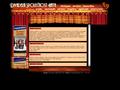 Náhled webu Divadelni společnost Háta
