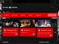 Náhled webu Divadlo Polárka