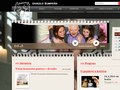 Náhled webu Divadlo Šumperk