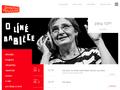 Náhled webu Divadlo v Dlouhé
