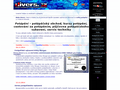Náhled webu Divers