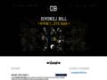 Náhled webu Divokej Bill