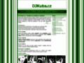 Náhled webu DJ Kuba.cz