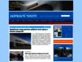 Náhled webu Dopravní noviny