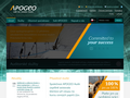 Náhled webu APOGEO Accounting & Payroll, s.r.o.