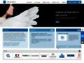 Náhled webu Fórum dárců
