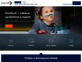 Náhled webu Dragon Electronic
