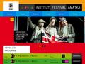 Náhled webu Divadlo Drak