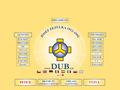 Náhled webu DUB.cz: Duchovní univerzita bytí