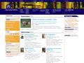 Náhled webu Dům knihy Portal