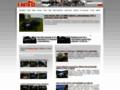 Náhled webu e-Auto.cz