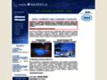 Náhled webu E-bazény