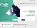 Náhled webu e-metalurgie